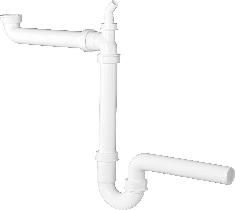 Cornat Raumspar-Geruchsverschluss Siphon